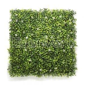 CCGA002 Boxwood with Jasmine Artificial Hedge Mats